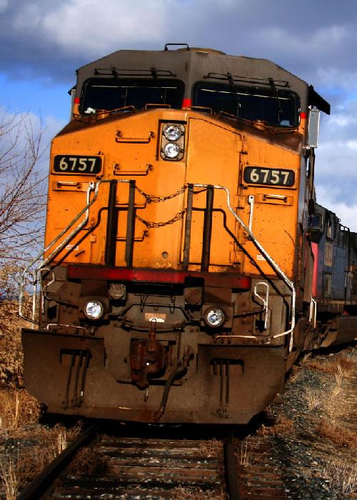 Rail Intermodal